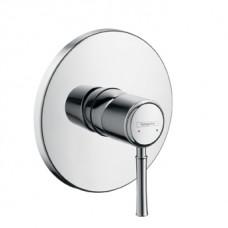 Dekoratyvinė dalis potinkiniam dušo maišytuvui Hansgrohe Talis Classic