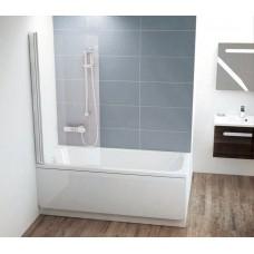 Vonios sienelė Ravak CVS1 L (80x150 cm) kairės pusės