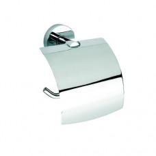 Bemeta Laikiklis WC popieriaus su dangteliu Omega