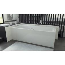 Akrilinė vonia Talia (130x70 cm) su kojomis