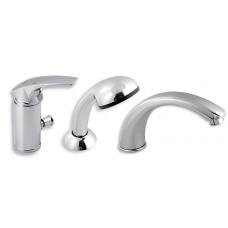 Maišytuvas vonios/dušo Metalia 57 57045.0
