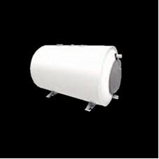 Kombinuotas horizontalus 100 litrų vandens šildytuvas ISEA