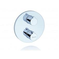 Potinkinis termostatinis maišytuvas Ravak su jungikliu TE 061.00