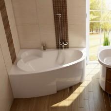 Akrilinė vonia Ravak Asymmetric (150x100 cm)