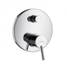 Dekoratyvinė dalis potinkiniam vonios/dušo maišytuvui Hansgrohe Talis S