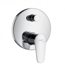 Dekoratyvinė dalis potinkiniam vonios/dušo maišytuvui Hansgrohe Talis E2