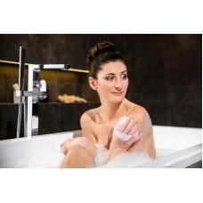 Grindinis vonios maišytuvas Ravak Chrome CR 080.00
