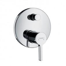 Dekoratyvinė dalis potinkiniam vonios/dušo maišytuvui Hansgrohe Metris S
