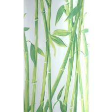 Užuolaidos tekstilinės voniai BAMBOO 180x200cm