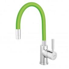 Maišytuvas virtuvinis lanksčiu snapu ZUMBA (žalias)