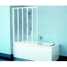 Vonios sienelė Ravak VS5 (113,5x133 cm)