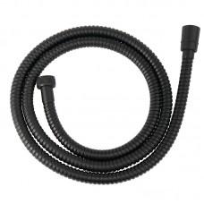 Dušo žarna 150 cm W33 juodos spalvos
