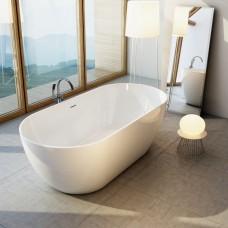 Laisvai stovinti vonia iš akrilo Ravak Freedom O (169x80 cm)
