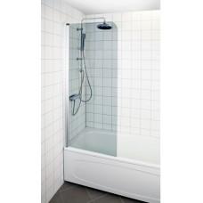 Vonios sienelė 5242 Tamsintas stiklas (77x170 cm)