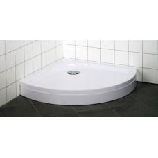 Padėklas dušo kabinoms 90x90x15 cm