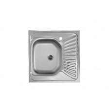 Nerūdijančio plieno plautuvė Artenova E6060 (60x60 cm)