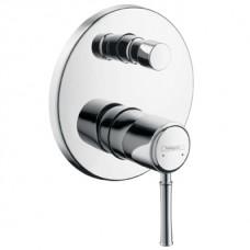 Dekoratyvinė dalis potinkiniam vonios maišytuvui Hansgrohe Talis Classic