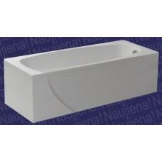 Akrilinė vonia KYMA LINA (170x70 cm) su kojelėmis